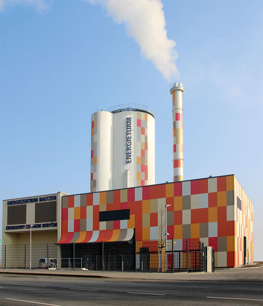 Energiezentrum Bautzen