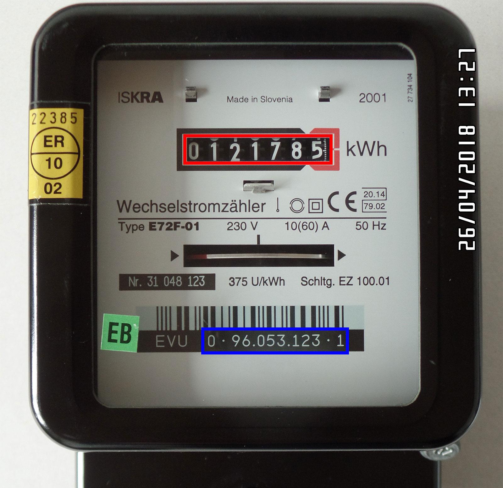 Stromzähler Richtig Ablesen Und Berechnen : z hler ablesen energie und wasserwerke bautzen gmbh ~ Themetempest.com Abrechnung