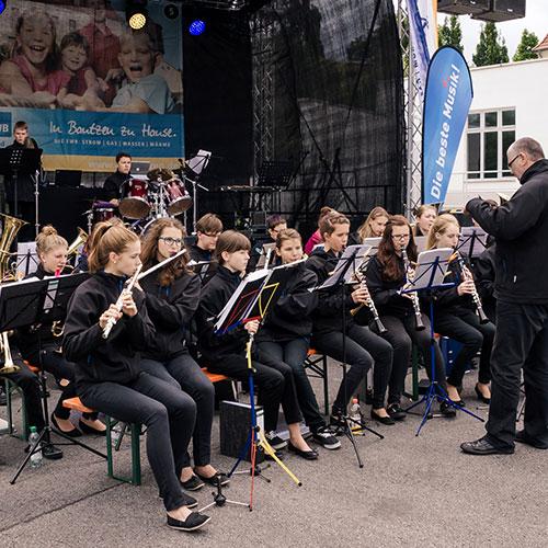 Jugendblasorchester Bautzen