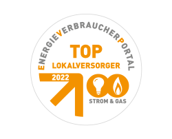 Siegel TOP-Lokalversorger 2019